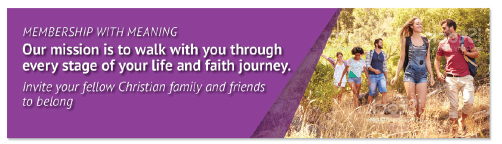 Christian Family Credit Union Website Graphic